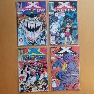 Marvel Comics (Lot of 4) X Factor ***